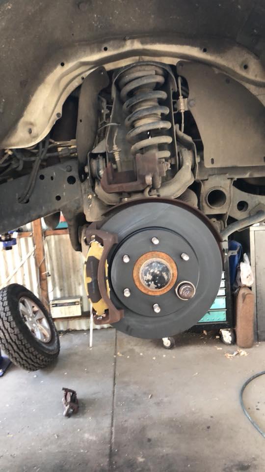 Brakes repair Ballarat